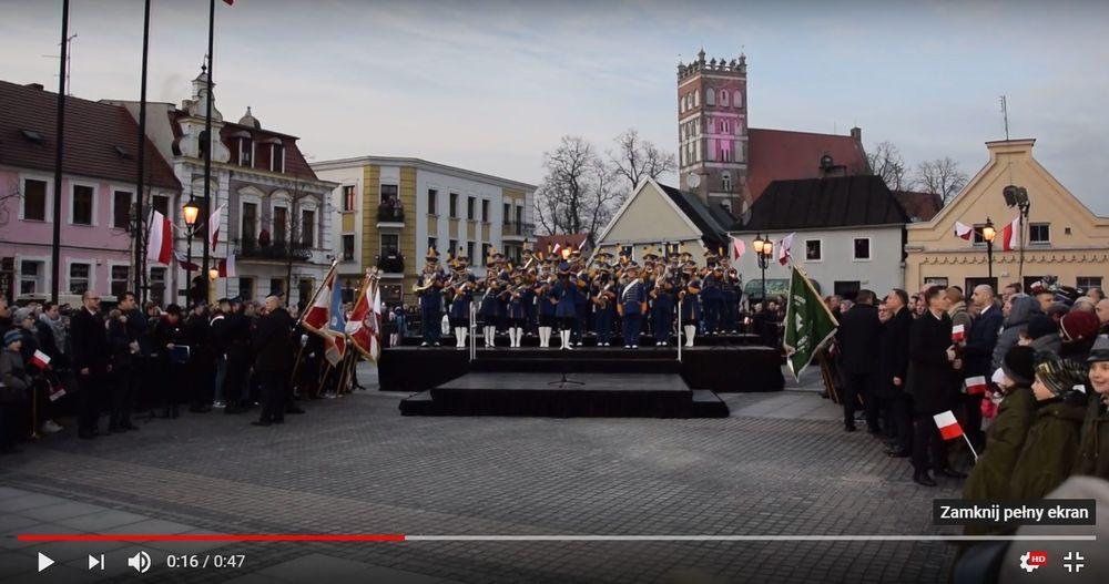 Prezydent Andrzej Duda w Środzie